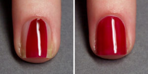 application-de-vernis